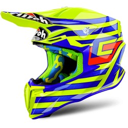 TWIST Cairoli Quatar Yellow Gloss